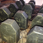 Spooky Halloween Soaps - Graveyard Goth